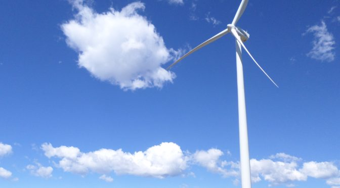 Eólica en Estados Unidos: Gamesa suministra 155 MW a Terna Energy