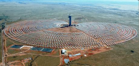 Abengoa obtiene el certificado de Recepción Provisional para la termosolar Khi Solar One en Sudáfrica