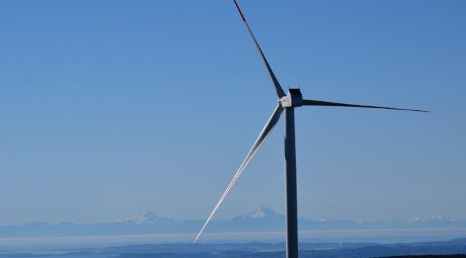 Eólica en Chile, Engie aumenta potencia de parque eólico Vientos del Loa