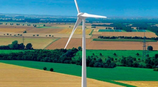 La mitad de la nueva potencia instalada en Europa en 2016 fue eólica