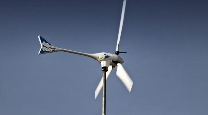 El I+D incrementa la rentabilidad de la mini eolica en más del 60%