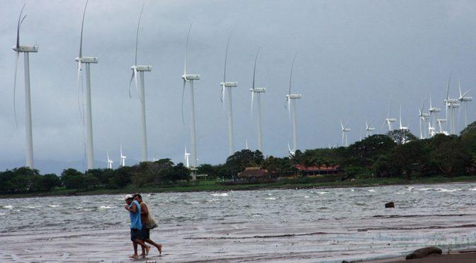 Nicaragua aumenta en 6% producción de energías renovables