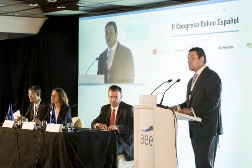 Congreso Eólico el próximo mes de junio