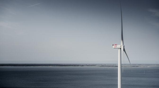 MHI Vestas Offshore Wind ha recibido un pedido de energía eólica marrina de 860 MW en el Reino Unido