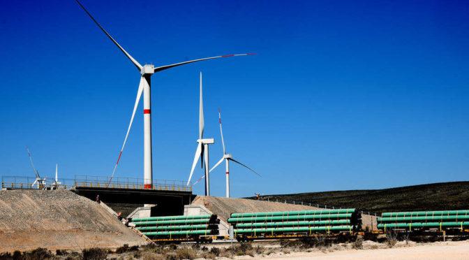 Enel Green Power comienza construcción de parque eólico Amistad en Coahuila