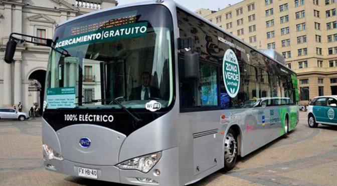 BYD invertirá U$S100 millones para fabricar vehículos eléctricos en la Argentina