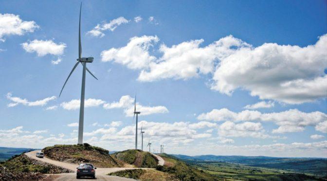 Avance en energías renovables ubica a Uruguay en los primeros lugares