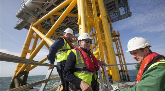 Iberdrola entra en el proyecto de eólica marina en la costa de Massachusetts