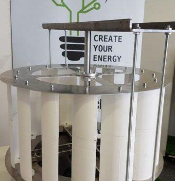 Lanzamiento al mercado de un nuevo concepto de aerogeneradores