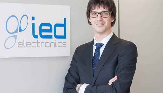 Íñigo Ayerra, CEO de IED Greenpower, accésit a la innovación en el Premio Nacional Joven Empresario