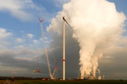 La eólica europea instala 6.100 MW en la primera mitad de 2017