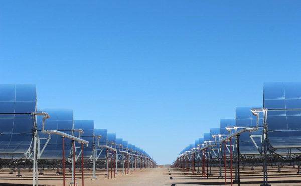 Abengoa obtiene la recepción provisional de Xina Solar One, su tercera termosolar en Sudáfrica