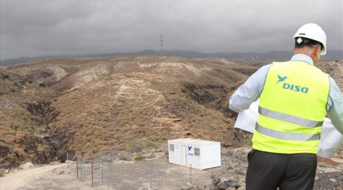 DISA obtiene la calificación de interés estratégico para 32 MW de eólica en Canarias