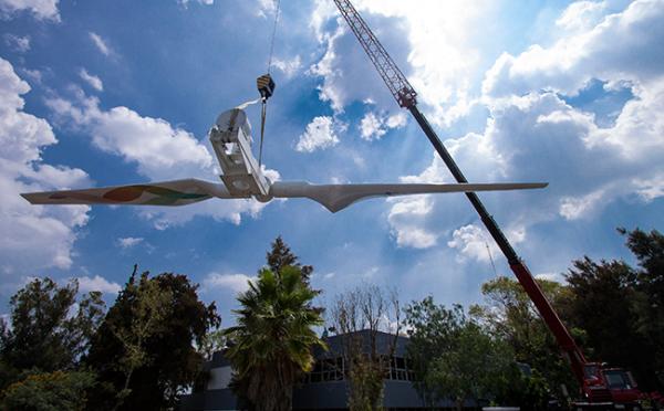 Instalarán primer aerogenerador eólico que diseñó la UAQ