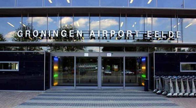 Red de aeropuertos en Holanda operará con energía eólica