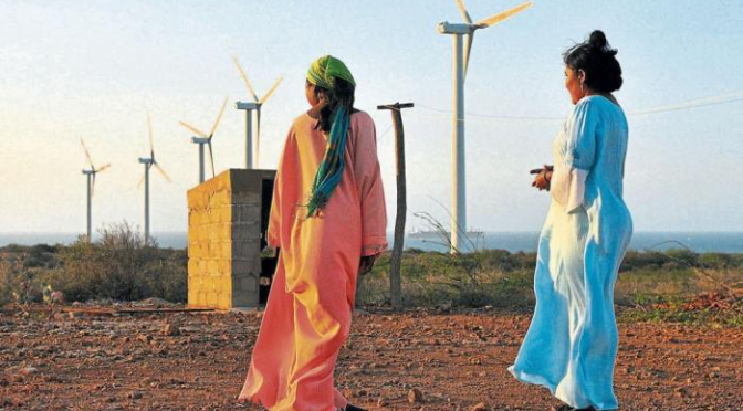 Image result for parques eolicos en la guajira colombia
