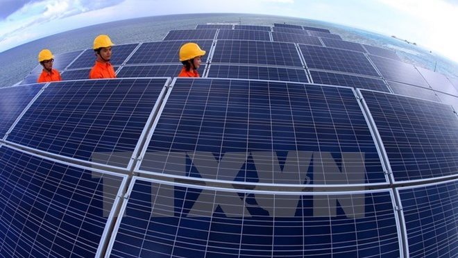 Vietnam con gran potencialidad para desarrollo de energía solar