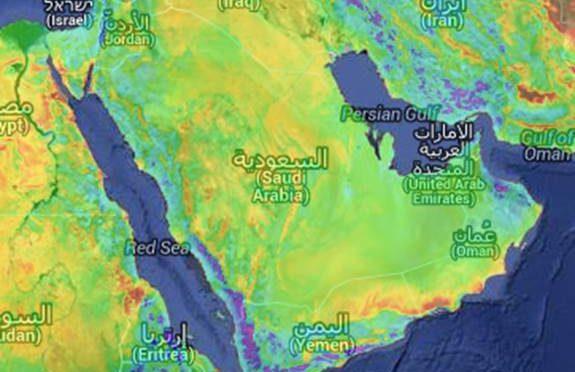 Acciona, Cobra, Elecnor y Gestamp pujan por 400 megavatios de eólica en Arabia Saudi