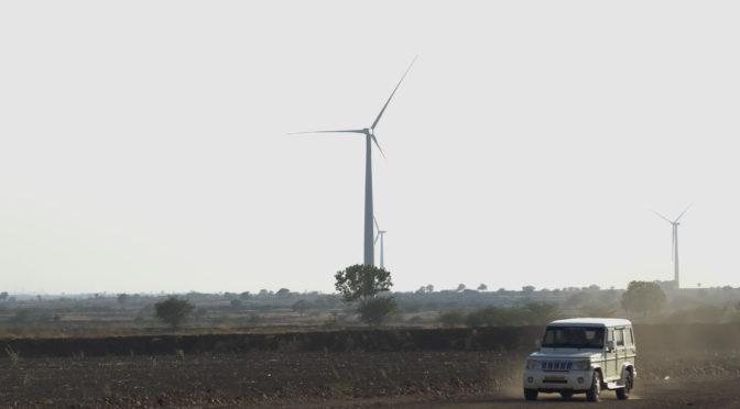 Eólica en India: cuarto parque eólico de Acciona
