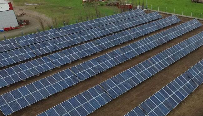 Armstrong ya genera su propia energías renovables