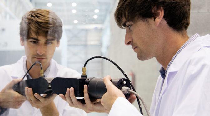 Tecnología ultrasónica para la limpieza de paneles de la termosolar