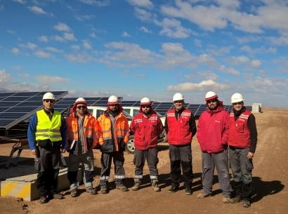 Acciona instala central fotovoltaica en Australia