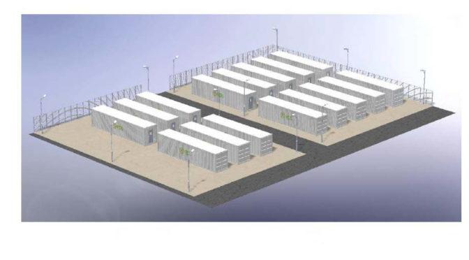 Endesa ha adjudicado a la empresa Electro Power Systems (EPS) la construcción de una batería de iones de litio de 20 MW
