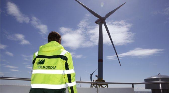Eólica marina: Iberdrola instala 70 aerogeneradores en parque eólico Wikinger