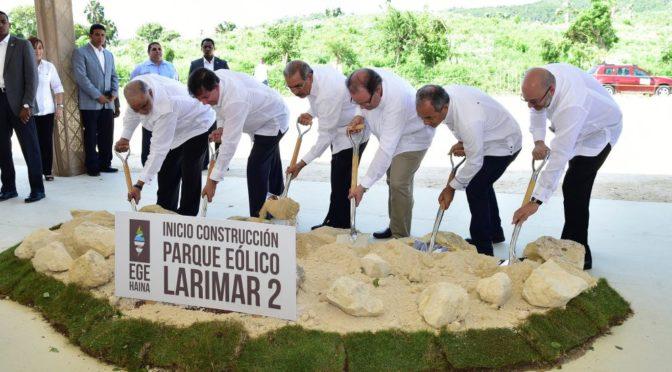 Eólica en República Dominicana: Ege Haina realizará nuevo parque eólico