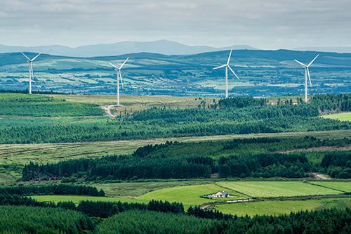 Nordex suministra 10 aerogeneradores a parque eólico en Irlanda del Norte