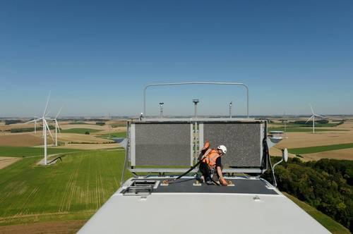 Nordex vende aerogeneradores a dos proyectos de eólica en Francia