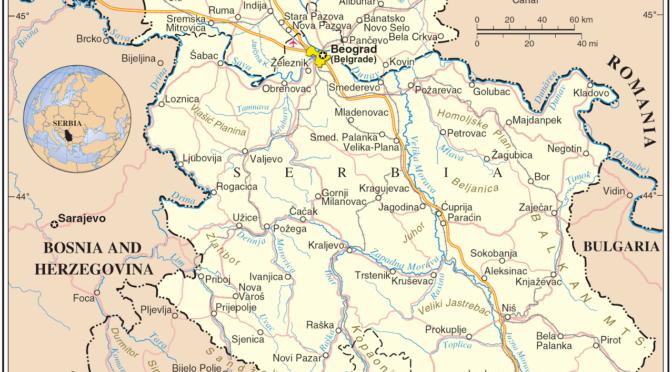 Eólica en Serbia: aerogeneradores de Vestas para el parque eólico Kosava I