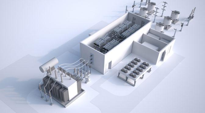 Siemens lanza sistema de transmisión de corriente continua para media tensión