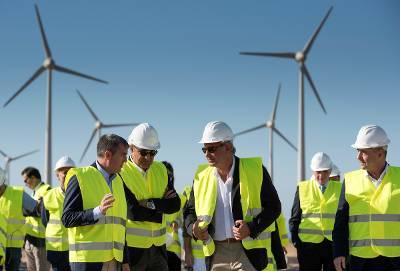 ECOENER inaugura el complejo eólico con mayor potencia eólica en España en los últimos 5 años