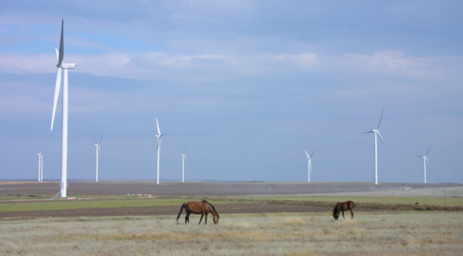 BP se alía con Tesla para almacenar energía eólica