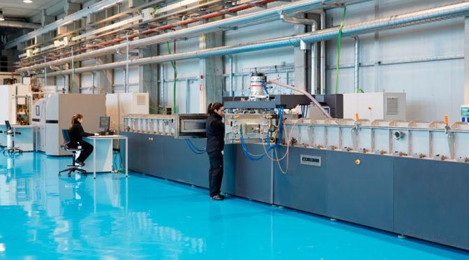 10 años de I+D de recubrimientos en termosolar (CSP)
