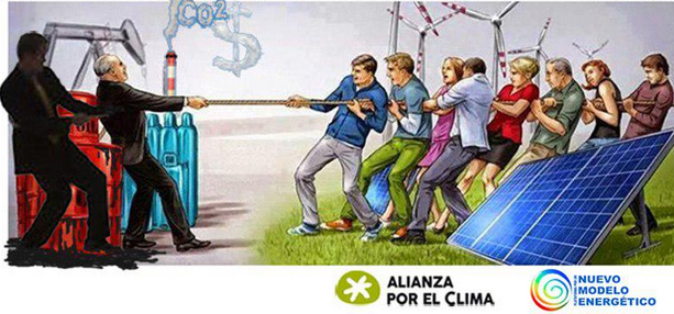 Energías renovables, socio imprescindible en la lucha contra el cambio climático