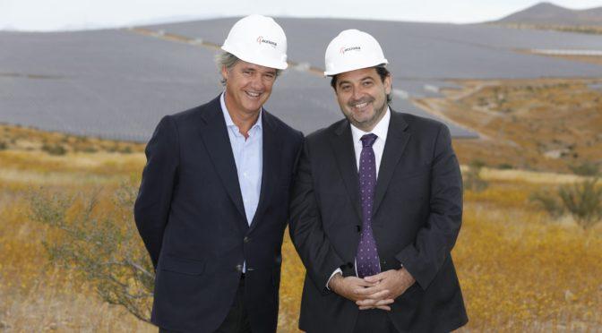 Eólica en Chile: transporte de 61 aerogeneradores de Acciona
