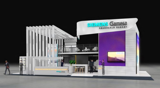 Siemens Gamesa Renewable Energy presentará sus nuevos productos en la feria eólica WindEurope 2017