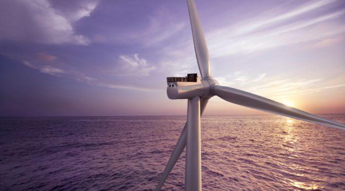 Siemens Gamesa recibe un pedido para la eólica en Holanda