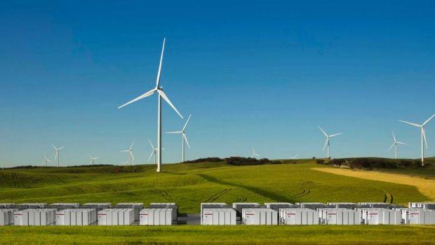 Australia proyecta parque eólico-solar para exportar energía