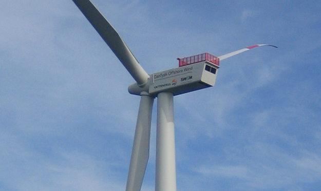 Vattenfall inicia la construcción de la central eólica Hollandse Kust Zuid.