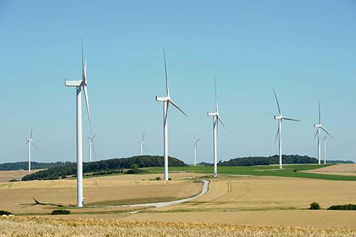 Francia agregó 1,5 GW de energía eólica en 2018