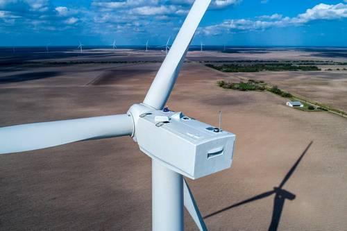 Eólica en Victoria, Australia: parque eólico de Acciona con 35 aerogeneradores Nordex