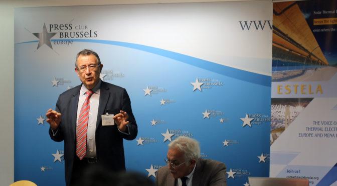 Luis Crespo, reelegido por unanimidad presidente de ESTELA