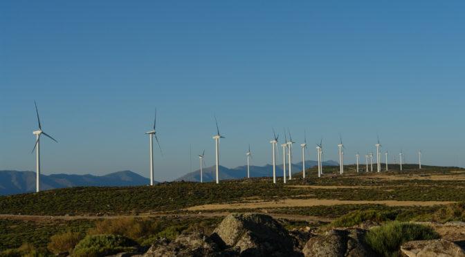 Enel Green Power España comienza la construcción de tres parques eólicos en Teruel