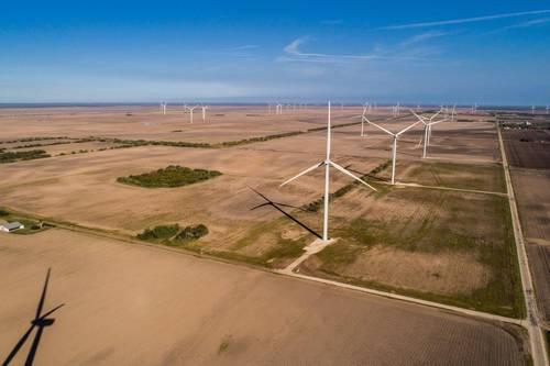 Nordex conectó 806 MW de eólica en Estados Unidos