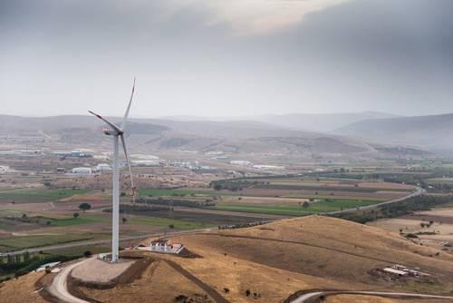 Eólica en Grecia: Nordex se adjudica dos parques eólicos