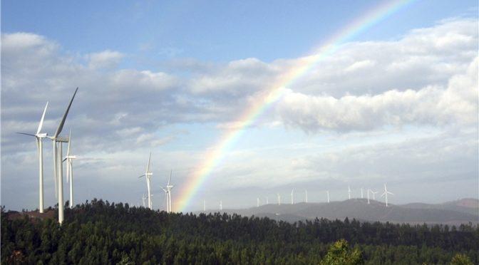 Iberdrola adjudica el mantenimiento de 4.425 megavatios de eólica