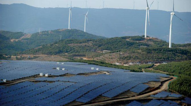 Las renovables se desarrollan en Guizhou
